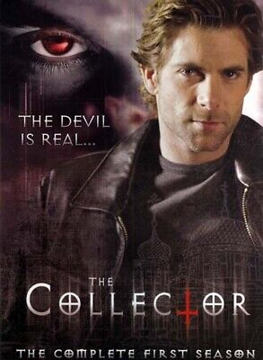 The Collector - The Complete First Season (Boxset) (Dvd)