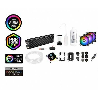 Thermaltake Pacific C360 DDC Soft Tube Water Cooling Kit