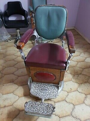 1910's Barber Chair