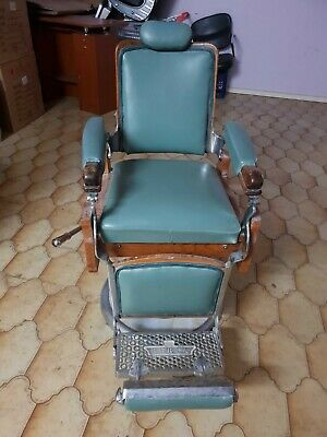 1920's Barber Chair