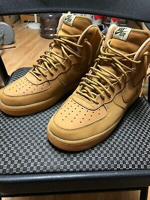 Details about Nike AIR FORCE 1 '07 WB Light Brown Size 7 8 9 10 11 12 Mens Shoes CJ9179 200
