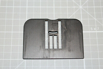 Vintage KENMORE Sewing Machine Feed Cover Darning Needle Plate 45870