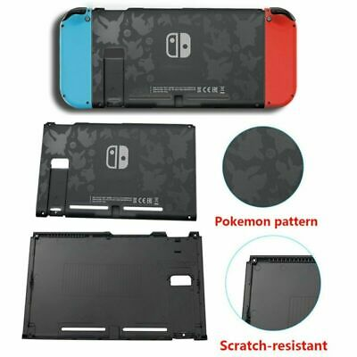 Back Plate Case Housing Cover Shell Replacement for NS Switch NS Console BUS