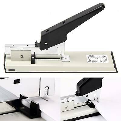 Perfect Large 100 Sheets Heavy Duty Metal Stapler Document Paper Bookbinder UK