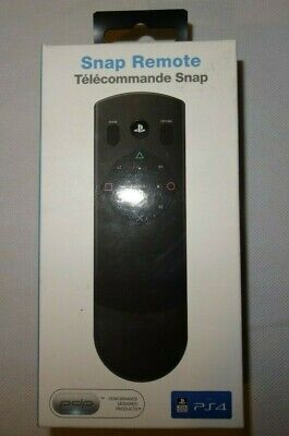 PDP Sony Playstation 4 Officially Licensed Media Remote