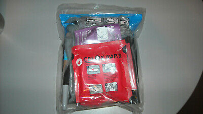New Tactical Mechanical Tourniquet Celox Ifak First Aid Refill Kit Re-Supply