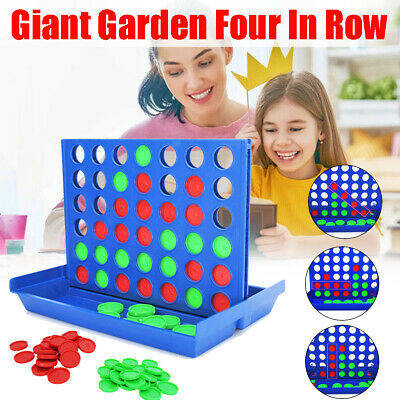 Connect 4 In A Row Four In A Line Board Game Children Family Fun Educational Toy
