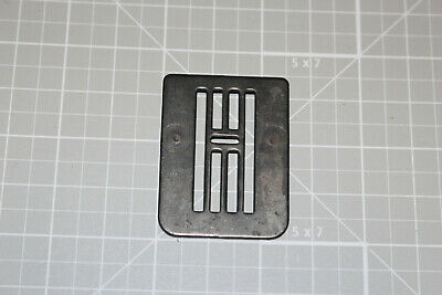 Vintage KENMORE Sewing Machine Feed Cover Darning Needle Plate Insert