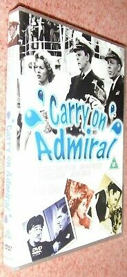 Carry On Admiral DVD (The Ship Was Loaded) (1957) David Tomlinson, Peggy Cummins