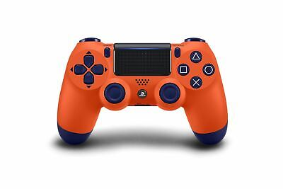 Sony PlayStation 4 Dualshock Controller Sunset Orange Brand New Sealed Official