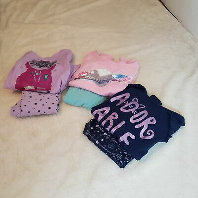 2 Piece girls Top and Leggings sets