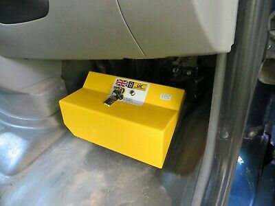 Ford Transit Van Anti-Theft Car Pedal box Lock For Other Vehicles Message Me