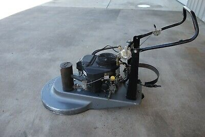 "27"" Propane Advance PBU Floor Buffer/Burnisher, Operates As Designed, Made in US"
