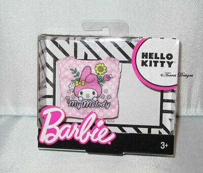 New Hello Kitty My Melody Barbie Doll Fashion Top for Gift Play or OOAK FP