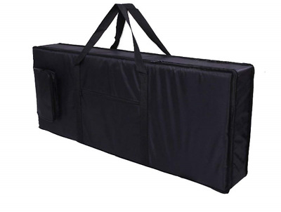 61 Note Keyboard Gig Bag Piano Case Padded With 6mm Cotton Musical Bag Value Use