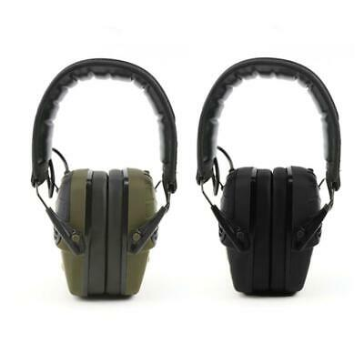 Outdoor Shooting Hunting Electronic Earmuff Foldable Headphone Ear Muffs Cover