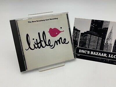 Little Me on CD Compact Disc ~ The New Broadway Cast Recording