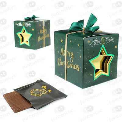 Chocolate Bombones After Eight Cajita Regalo After Eight 83Gr