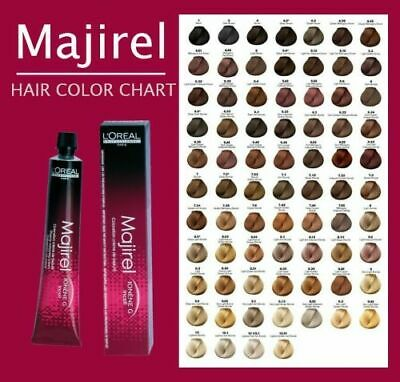 Loreal Professional Majirel Permanent Hair Colors - All Colours Available