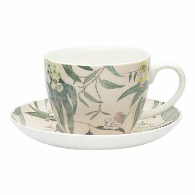 May Gibbs by Ecology - Bone China Gum Nut Babies 430ml Cup and Saucer Set