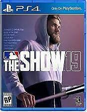 MLB: The Show 19 (US Import) (PS4) (New) - (Free Postage)
