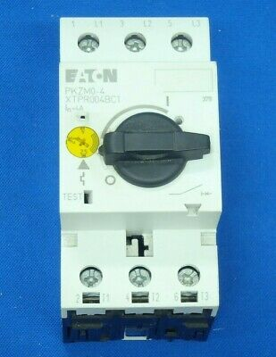 Moeller PKZM0-4 Motor Protection Switch
