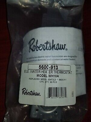 Robertshaw 5600-913 Electric Water Heater Thermostat