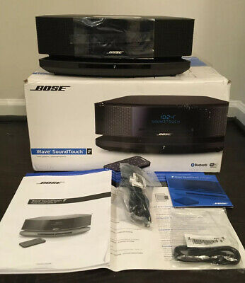 Bose Wave Soundtouch IV-Open Box