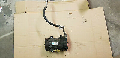 PEUGEOT 207 1.6 HDI AIR CON COMPRESSOR PUMP 9651910980 08040205761