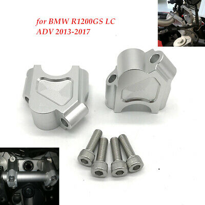 Motorcycle risers Height Adapters Modified Fit for BMW R1200GS LC ADV 13-17 set