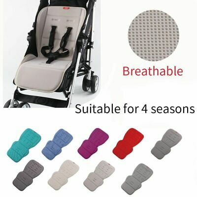 Universal Baby Stroller Seat Cushion Breathable Seat Pad Soft And Comfortable