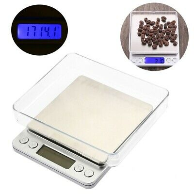 3Kg/0.1g Accurate Digital Gram Electronic Scale Kitchen Scale Small Food Scale