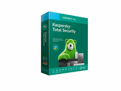KASPERSKY TOTAL Security 2020 3 Device / 2 Year / GLOBAL-KEY /Download