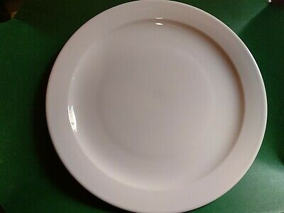 Bulk Buy Athena Narrow Rimmed Plates 284mm