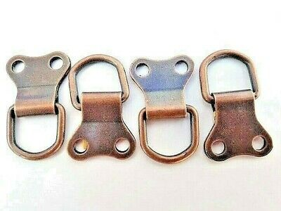 Picture Frame Double D Rings Bronzed Canvas Hook Hangers Mult Listing