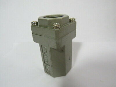 "SMC AK4000-N06 Flow Control Check Valve 3/4""NPT  USED"