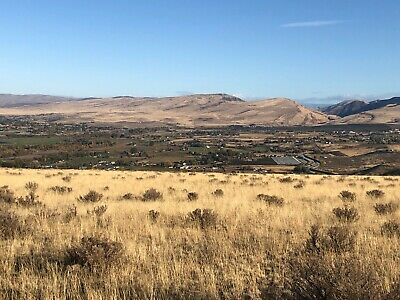 5.03 Acres Yakima Washington Peaceful Flat Land Beautiful Views
