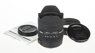 Sigma 8-16mm f/4.5-5.6 DC HSM Lens for Canon | excellent / mint condition