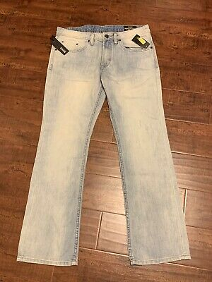NWT Buffalo David Bitton Jeans Game Basic Boot Cut W 31 L 32