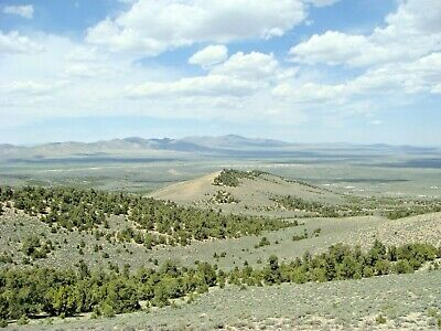 160 Acres Mountain Ranch Nevada Trees Legal Access Borders 1200 Acres Blm Views!