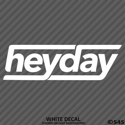 Heyday Boats Car/Truck Decal Outdoors Sports & Boating - Choose Color/Size