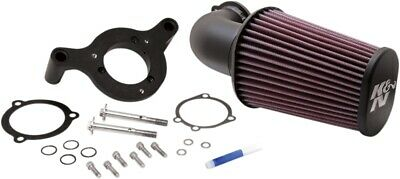 K & N Aircharger Performance Air Intake System - Textured Black 57-1125