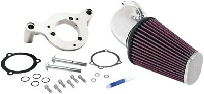 K & N Aircharger Performance Air Intake System - Polished 57-1125P
