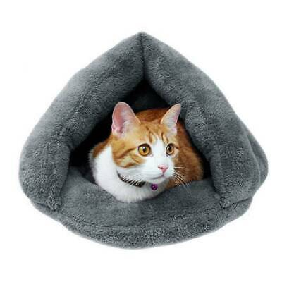 Cozy Cave Dog Bed Washable Warm House Pet Cat Sleep Beds Igloo Nest Kennel Large