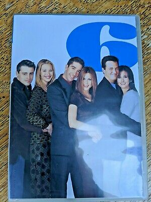 DVD Boxset Friends The complete series 6 - 4 disc extended version