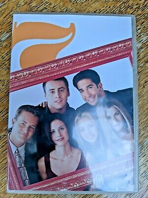 DVD Boxset Friends The complete series 7 - 4 disc extended version