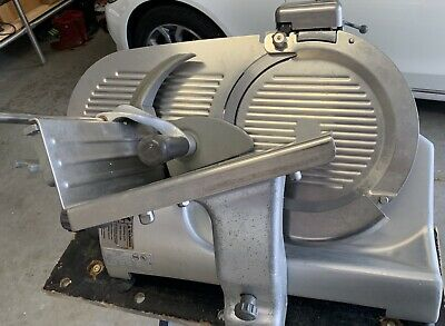 """12"""" Commercial Hobart Meat Cheese Manual Slicer Deli 2812 Nice Machine"""
