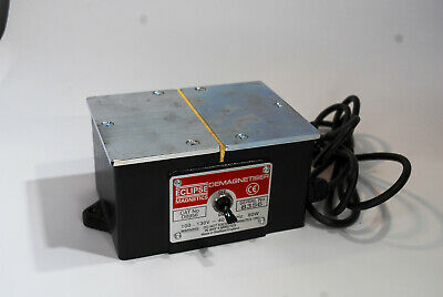 ECLIPSE CAT No DB956 Benchtop Demagnetizer, New, Open box
