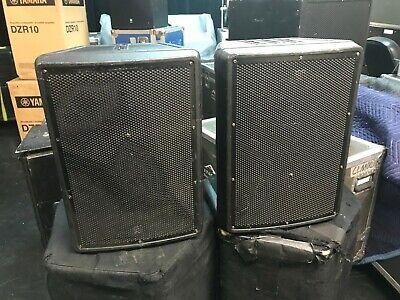 Electro-Voice SX80 8 inch woofer 175 watts RMS (Pair)