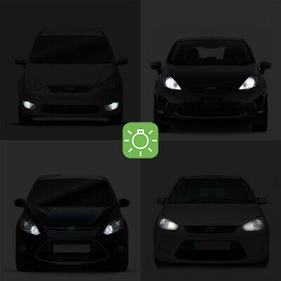 2 ampoules à LED Veilleuses pour Ford  S-Max C-Max Kuga Galaxy Mondeo Fiesta Ka